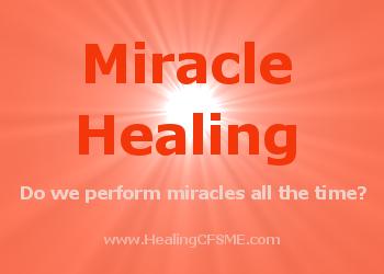healing miracle
