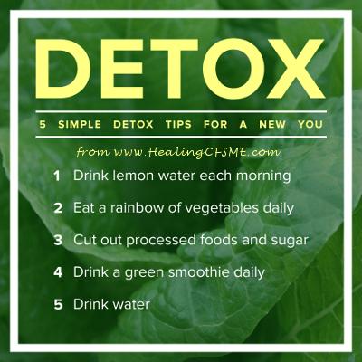 detox advice