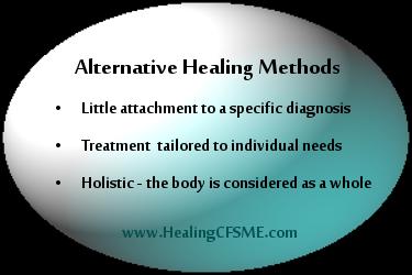 alternative healing